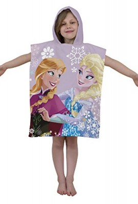 Disney-Frozen-Crystal-Hooded-Poncho-0