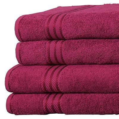 Linens-Limited-Supreme-100-Egyptian-Cotton-500gsm-6-Piece-Hotel-Towel-Set-Wine-0-0