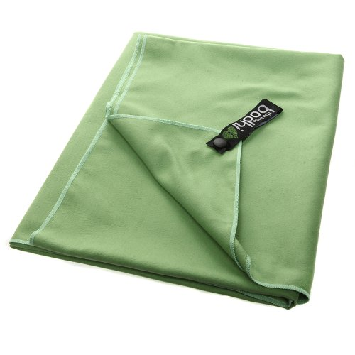 Microfibre-Travel-Towel-Green-for-beach-camping-sports-gym-yoga-or-pilates-0-2