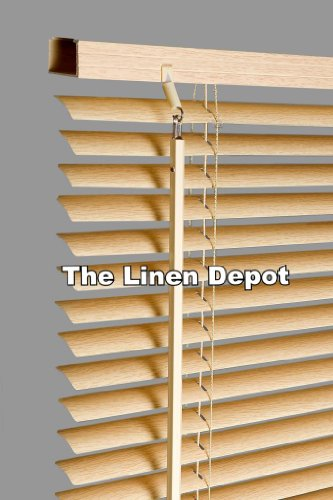 New-120cm-Beech-Natural-Wood-Effect-Pvc-Venetian-Blinds-AVAILABLE-IN-10-SIZES-AND-4-COLOURS-Buy-As-Many-As-Like-For-A-Max-Of-499-Shipping-0-0