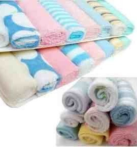 Pack-of-8-Soft-Baby-Cloth-Washing-Bath-Shower-Wipe-Towel-0