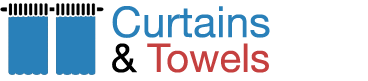 curtain and towels shop logo